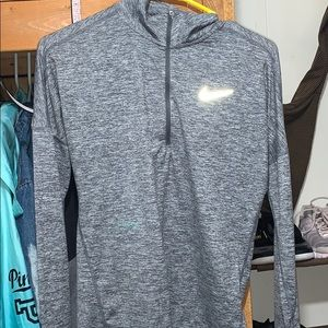 Nike dry-fit running sweater